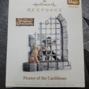 Pirates of the Caribbean Ornament 2006 Hallmark